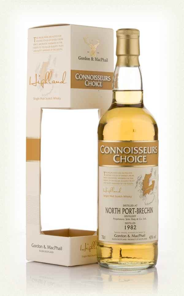 North Port-Brechin 1982 - Connoisseurs Choice (Gordon and MacPhail)