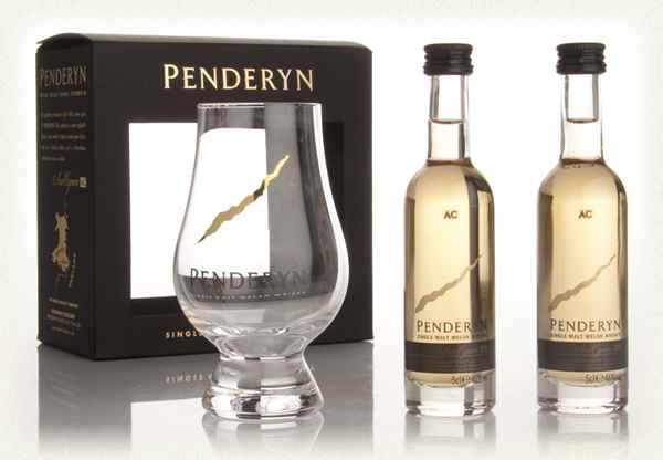 Penderyn With Tasting Glass