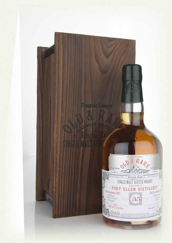 Port Ellen 35 Year Old 1977 - Old and Rare Platinum (Douglas Laing)