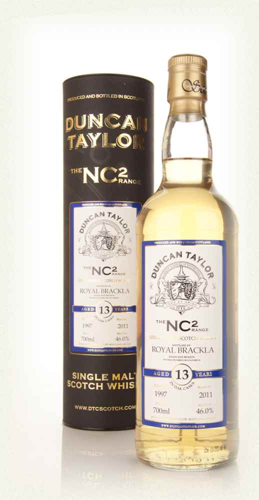 Royal Brackla 13 Year Old 1997 NC2