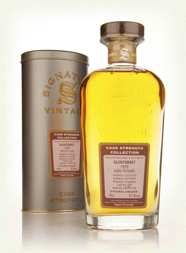 Glenturret 29 Year Old 1979 Cask 1439 - Cask Strength Collection (Signatory)