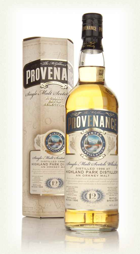 Highland Park 12 Year Old 1996 - Provenance (Douglas Laing)