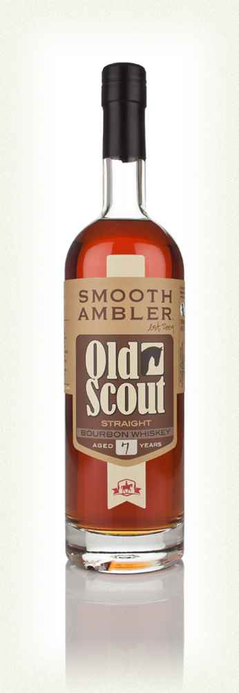 Smooth Ambler Old Scout 7 Year Old Bourbon
