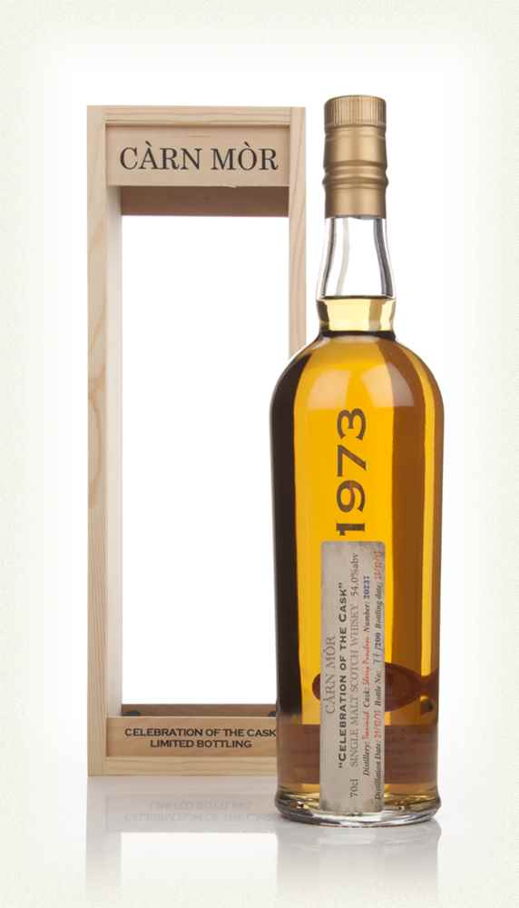 Teaninich 40 Year Old 1973 (cask 20237) - Celebration Of The Cask (Càrn Mòr)