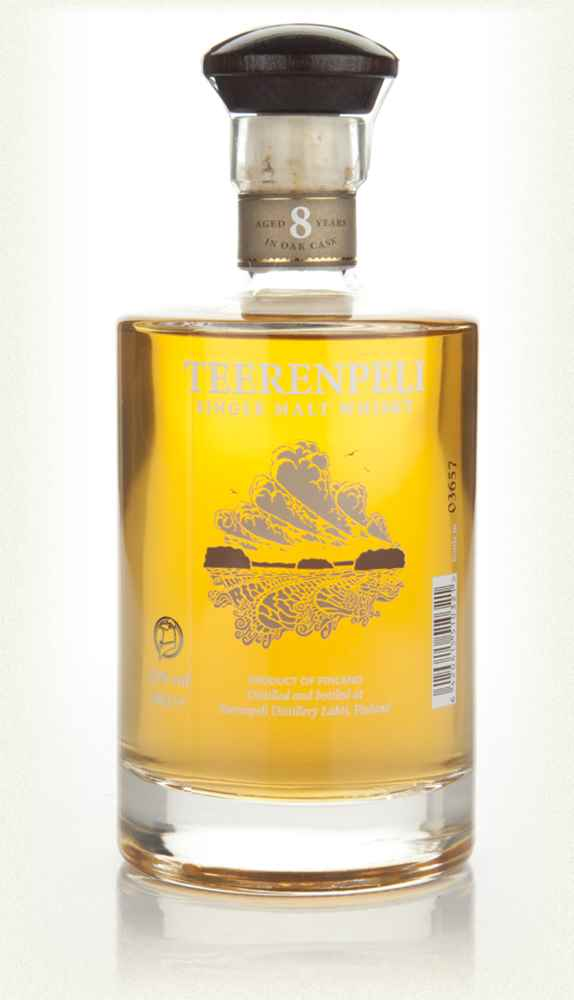 Teerenpeli Single Malt 8 Year Old