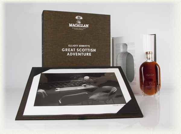 Macallan Great Scottish Adventure (Print 17) - Elliott Erwitt (Masters of Photography)
