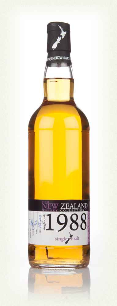 New Zealand 25 Year Old 1988 (cask 64)