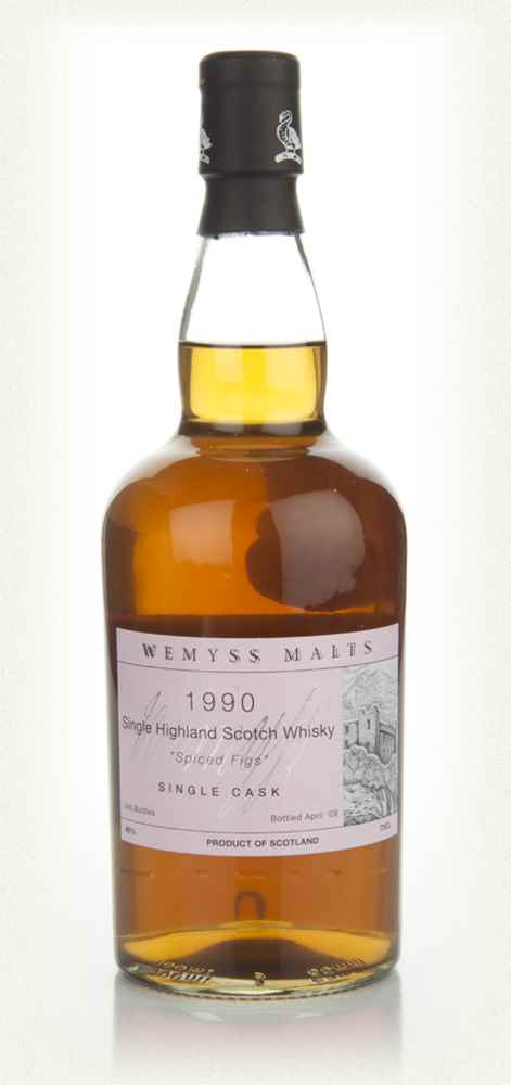 Spiced Figs 1990 Wemyss Malts - (Dalmore)