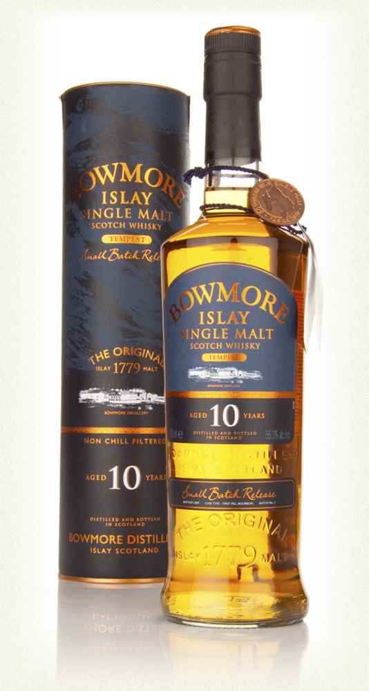 Bowmore 10 Year Old Tempest Feis Ile 2010