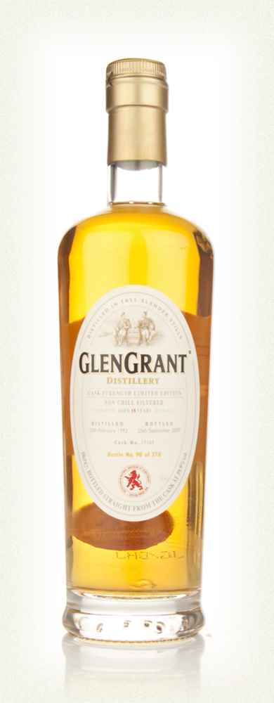 Glen Grant 15 Year Old 1992 Cask Strength