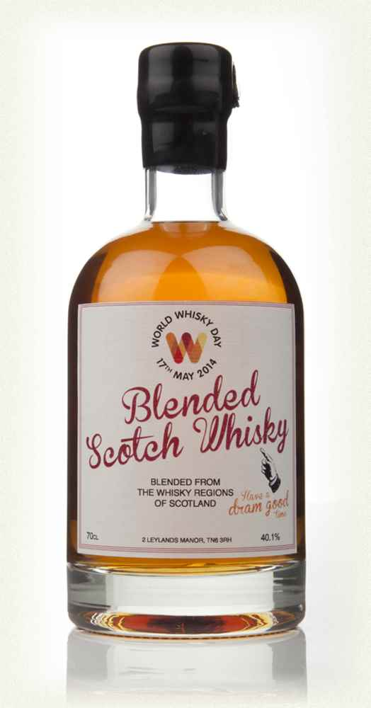 World Whisky Day Blend 2014