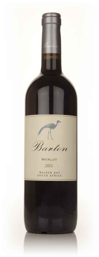 Barton Vineyards Merlot 2011