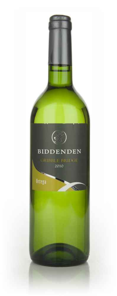 Biddenden Vineyards Gribble Bridge Ortega 2010