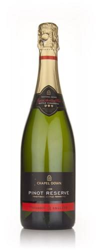 Chapel Down 2004 Pinot Reserve Brut