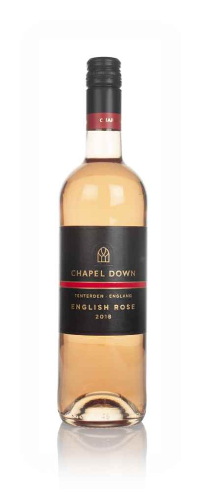 Chapel Down English Rose 2018