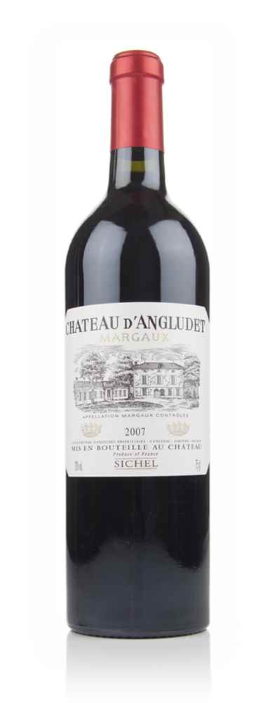 Château d'Angludet Margaux 2007