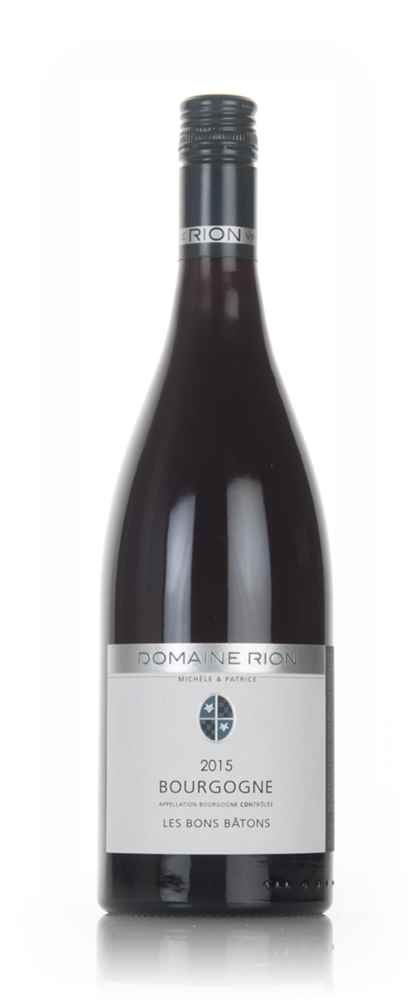 Domaine Rion Bourgogne Rouge 2015