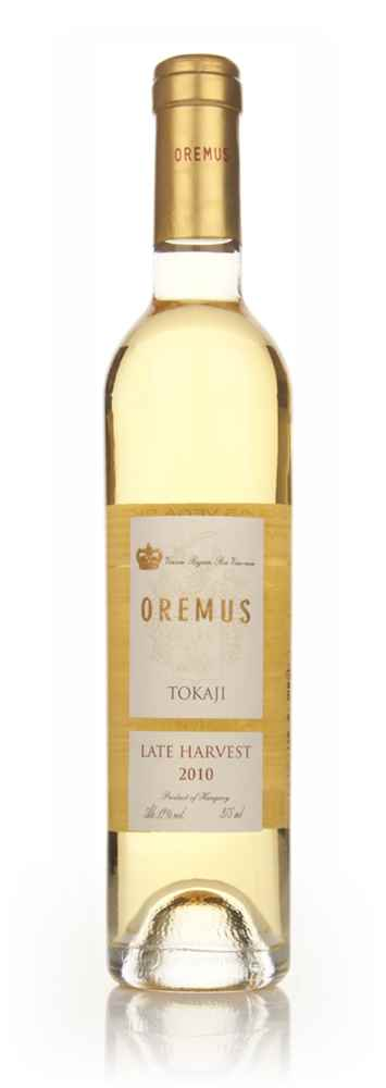 Oremus Tokaji Late Harvest 2010 (37.5cl)