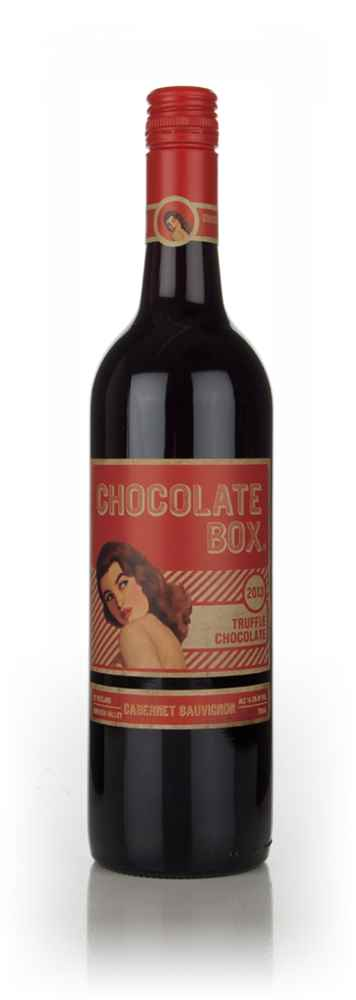 Rocland Estates Chocolate Box 2013 Cabernet Sauvignon - Truffle Chocolate