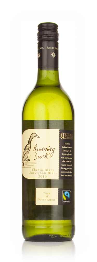 Running Duck Fairtrade Chenin Blanc 2010