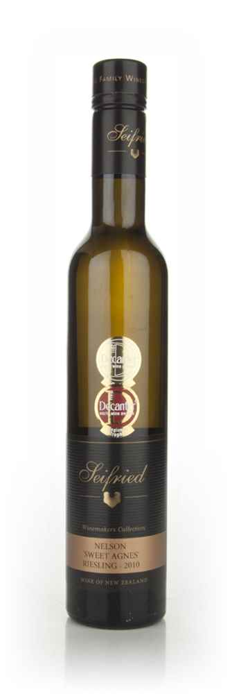 Seifried Sweet Agnes Riesling 2010 (37.5cl)