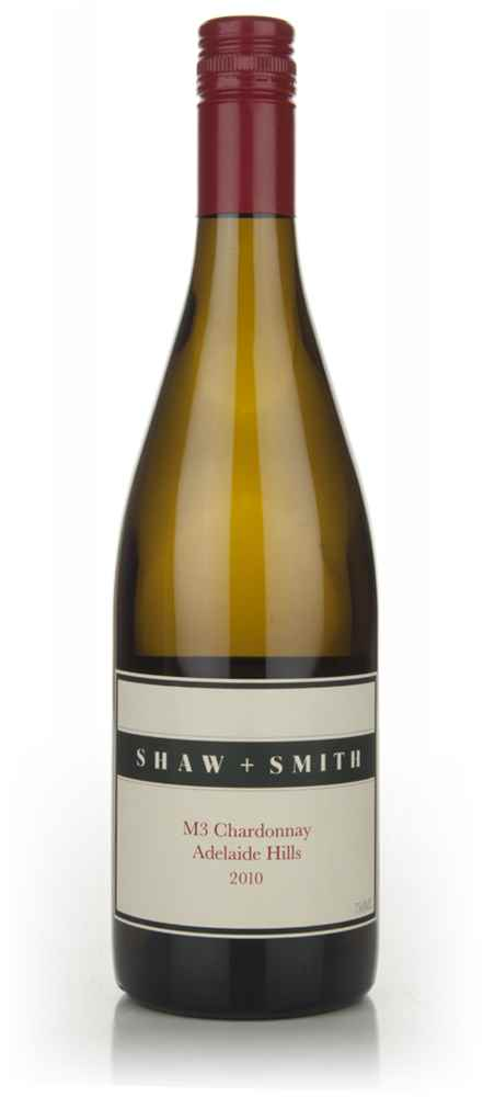 Shaw & Smith M3 Vineyard Chardonnay 2010
