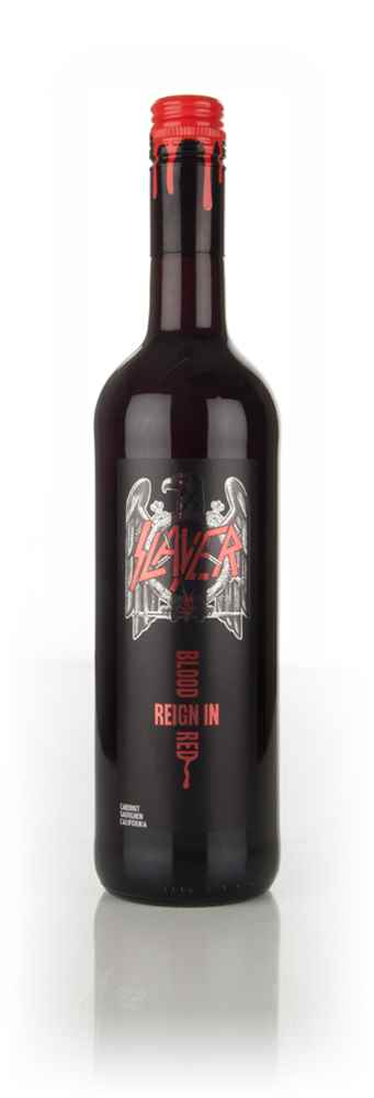 Slayer Reign In Blood Red 2013