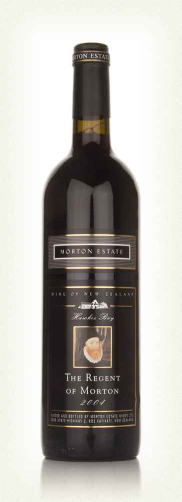 Morton Estate Black Label Regent 2004
